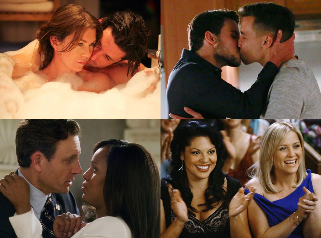 Shonda TV Couples