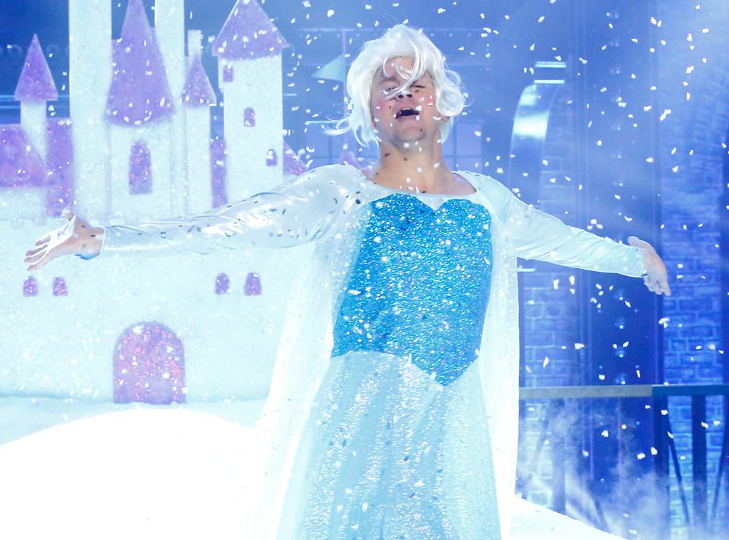 Channing Tatum, Elsa, Lip Sync Battle