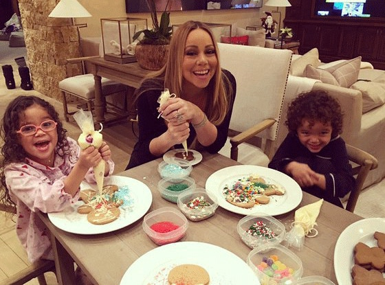 Mariah Carey, Christmas 2015