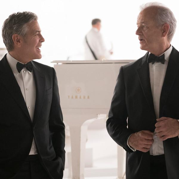 George Clooney, Bill Murray, A Very Murray Christmas