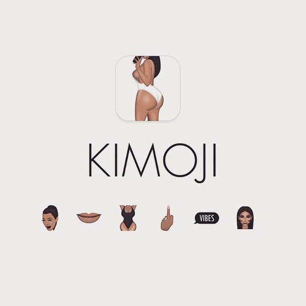 Kim Kardashian, Kimoji