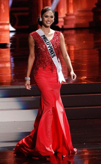 Pia Alonzo Wurtzbach, Miss Philippines 2015, Miss Universe