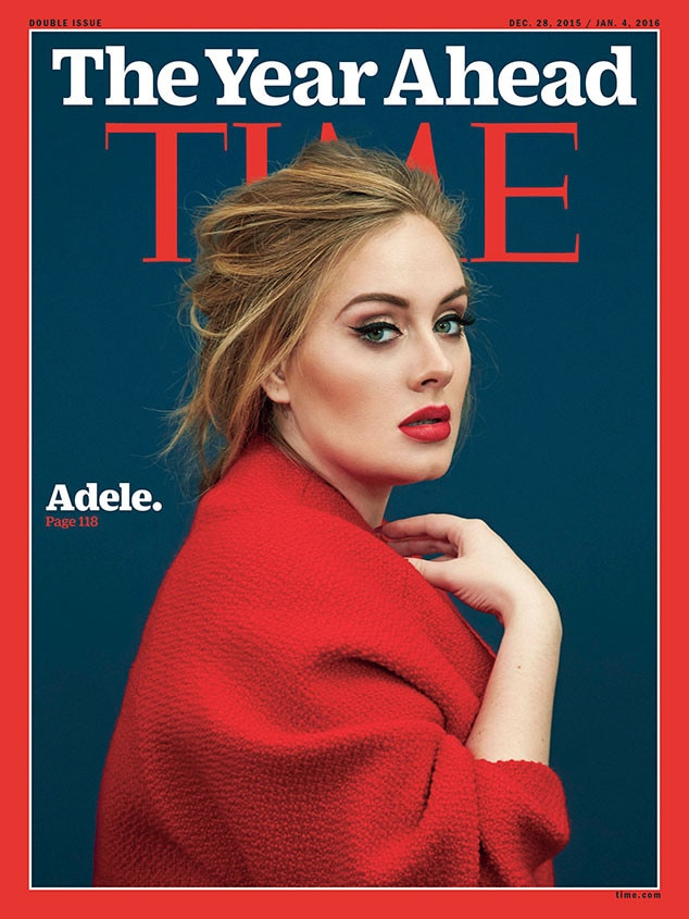 Adele, TIME