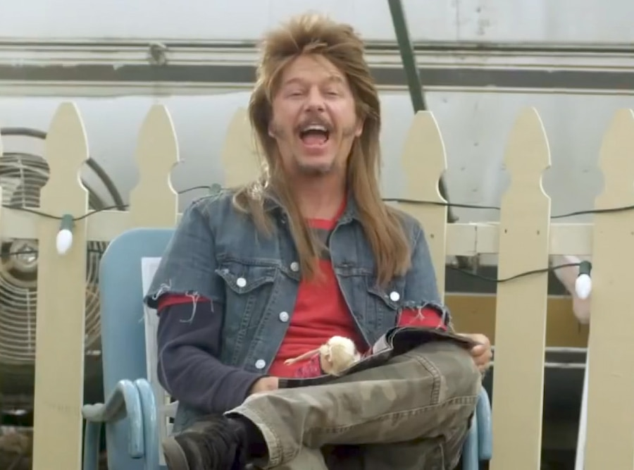 Joe Dirt 2: Beautiful Loser, David Spade