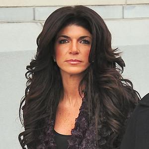 Teresa Giudice Leaves Prison