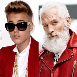 Justin Bieber, Santa Paul Mason