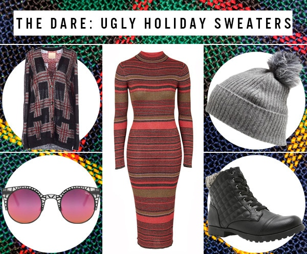 ESC, Dare to Wear, Ugly Christmas Sweater