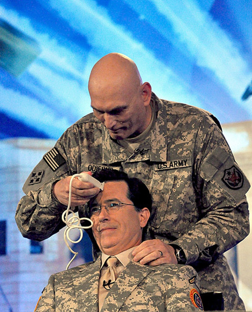 Colbert Report, Stephen Colbert, Barack Obama