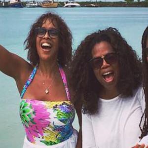 Gayle King, Oprah Winfrey