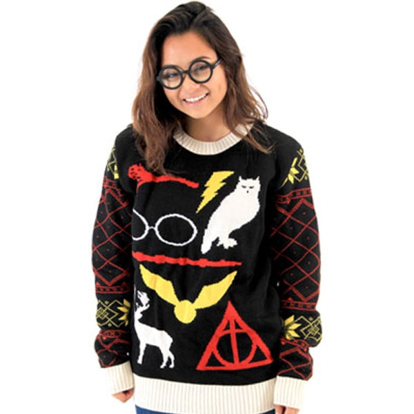 Pop Culture Ugly Christmas Sweaters