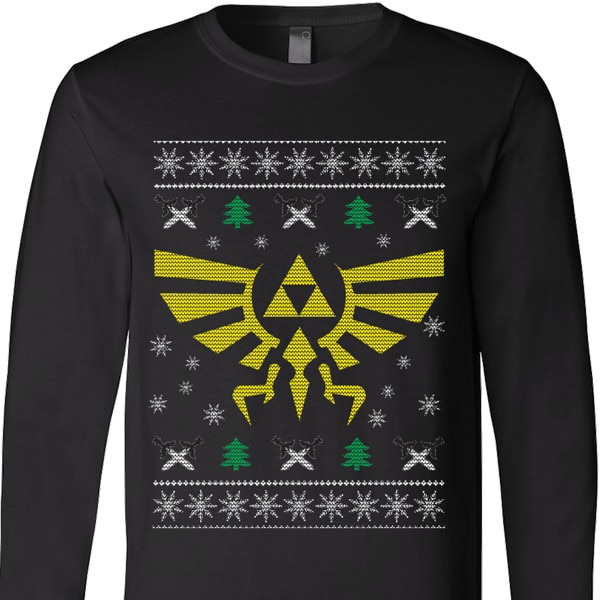 Ugly Pop Culture Christmas Sweaters