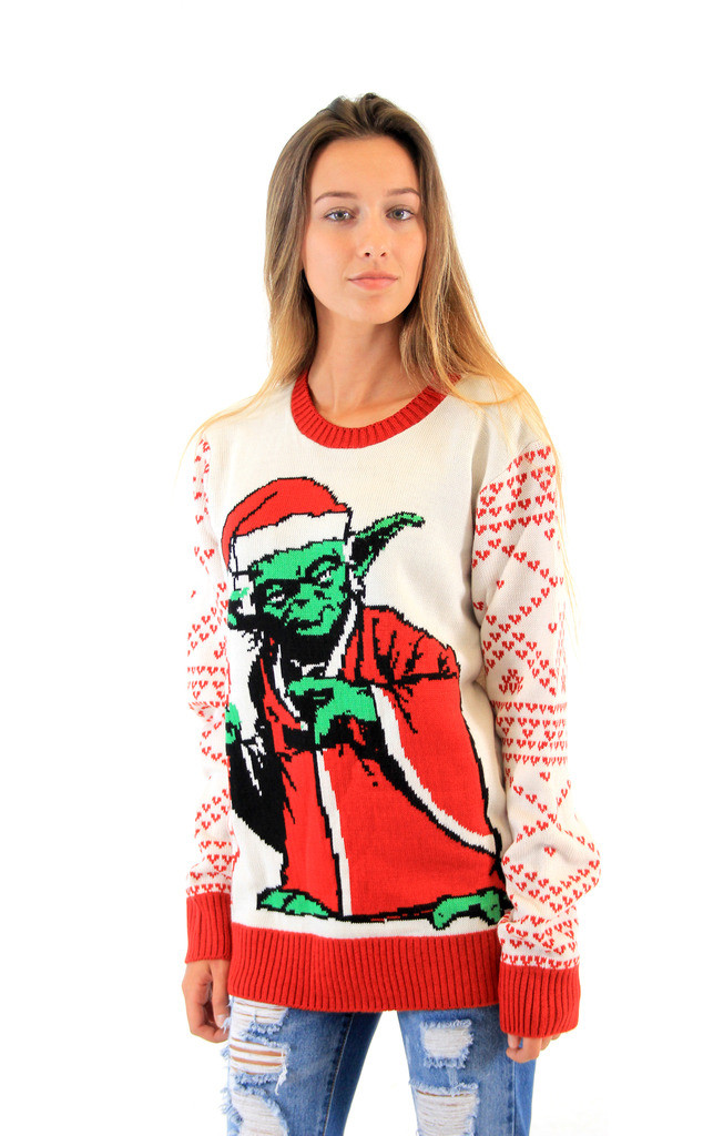 Pop Culture Ugly Holiday Sweaters