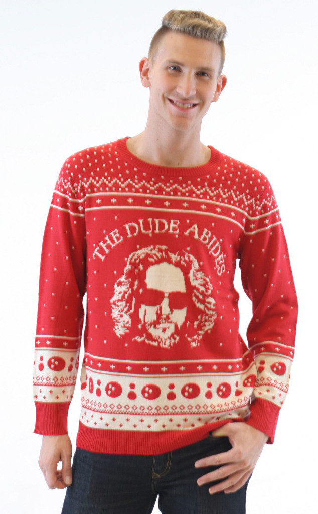 19 Ridiculous Pop Culture Holiday Sweaters You Won T