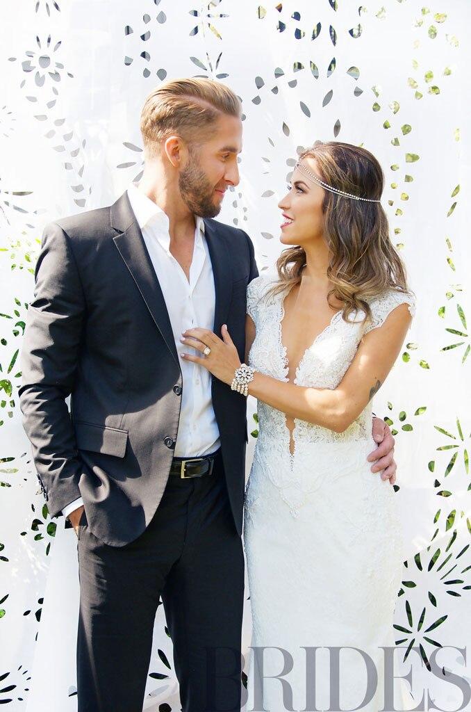 Kaitlyn Bristown, Shawn Booth, Brides