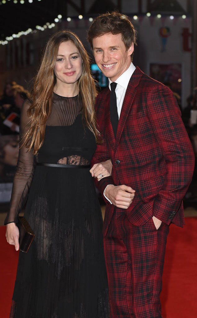 Eddie Redmayne, Hannah Bagshawe