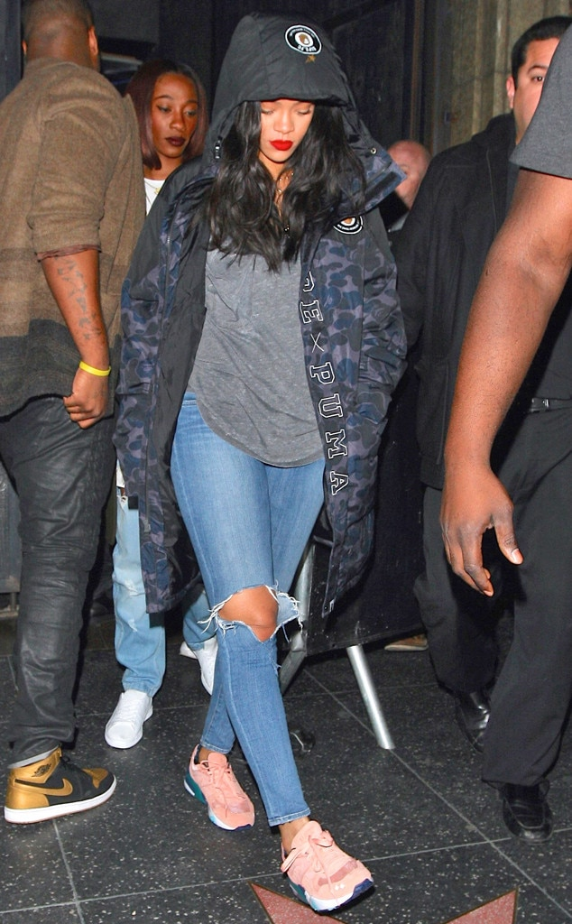 Rihanna Amp Travis Scott From The Big Picture Today S Hot
