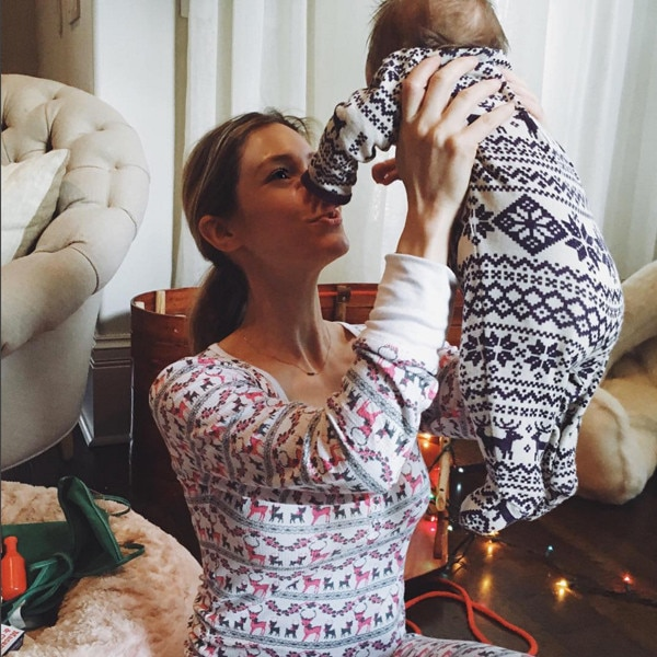 Kristin Cavallari, Daughter Saylor, Christmas