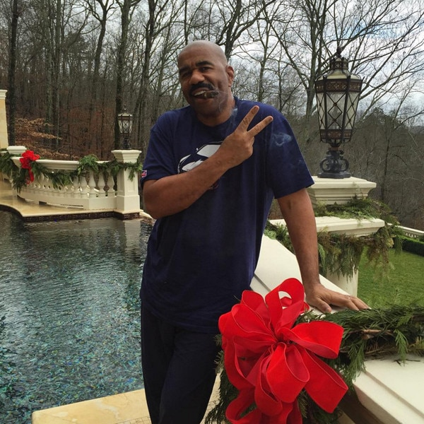 Steve Harvey, Christmas