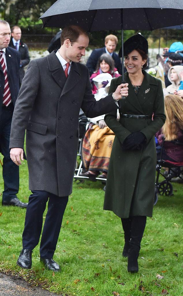 Prince William, Kate Middleton, Christmas