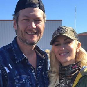 Blake Shelton, Gwen Stefani, Atwoods, Oklahoma