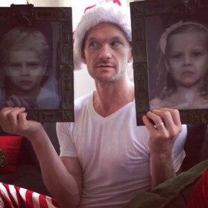 Neil Patrick Harris, Christmas 2015
