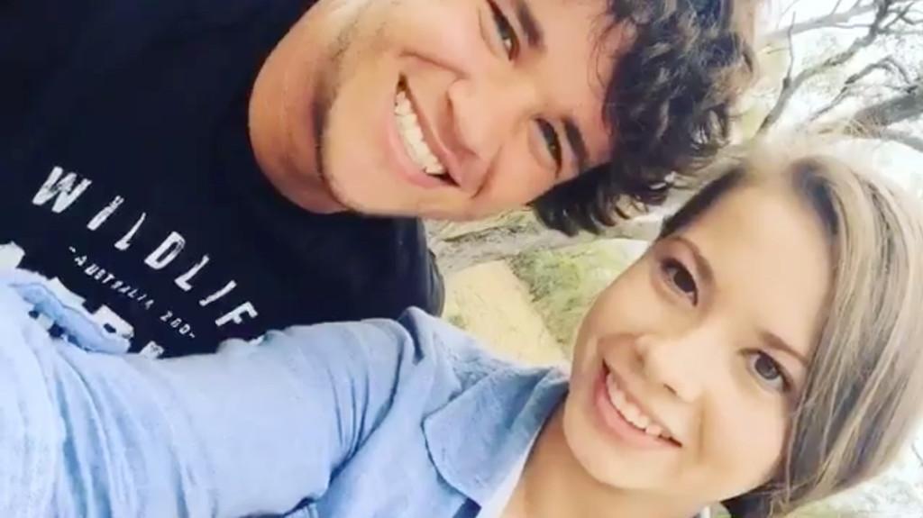 Bindi Irwin, Boyfriend Chandler Powell