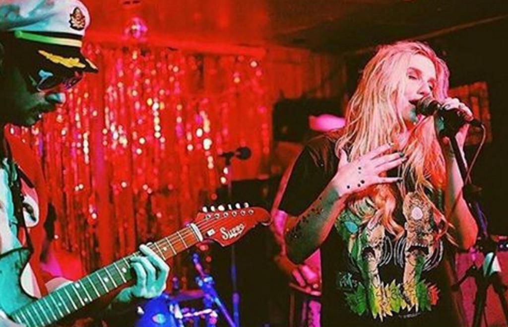 Kesha, The Yeast Infection, Nashville Concert
