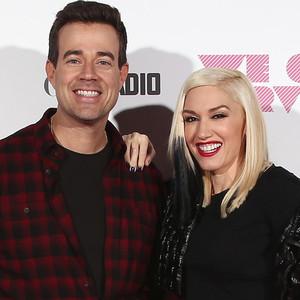Carson Daly, Gwen Stefani