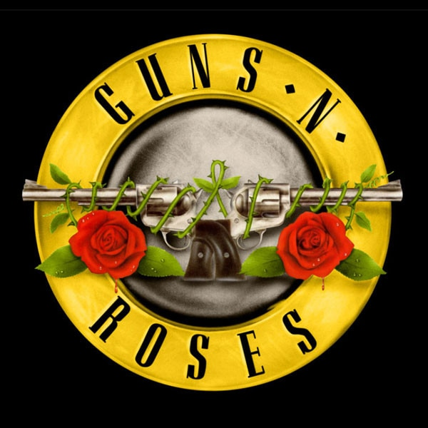 Guns 'N Roses' Website Revives Old Logo as a New Trailer ...
