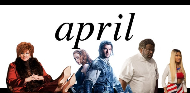 Movie Months April