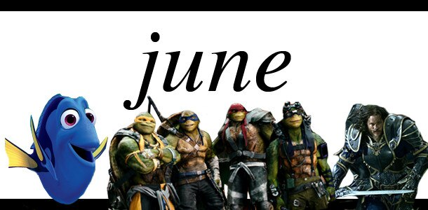 Movie Months June