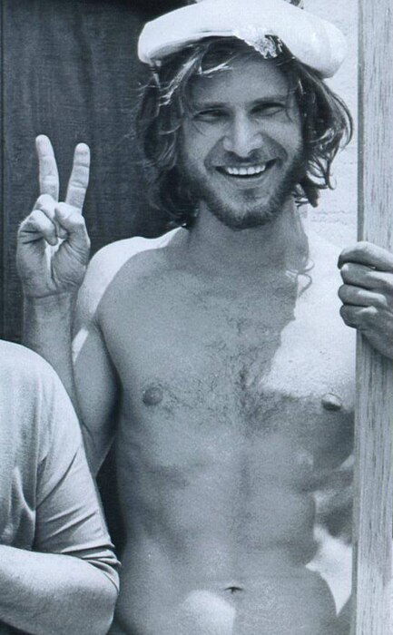 Harrison Ford, Facebook, 1970