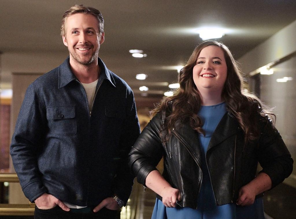 Ryan Gosling, Saturday Night Live, Aidy Bryant