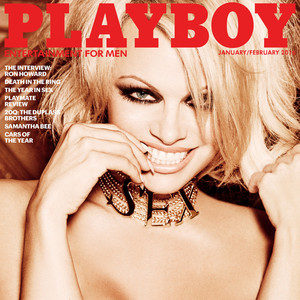 Pamela Anderson's <i>Playboy</i> Covers