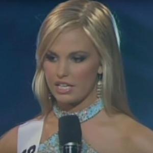 Caitlin Upton, Miss Teen USA