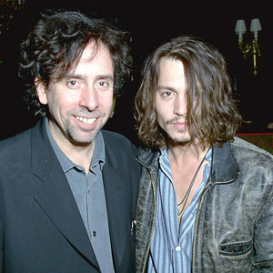 Johnny Depp, Tim Burton, 1999