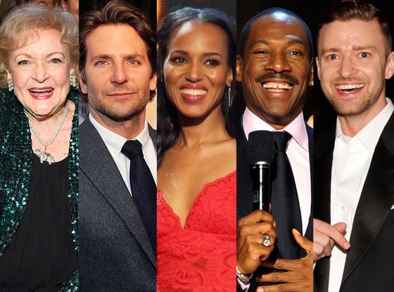 SNL 40th Anniversary Special, Betty White, Bradley Cooper, Kerry Washington, Eddie Murphy, Justin Timberlake