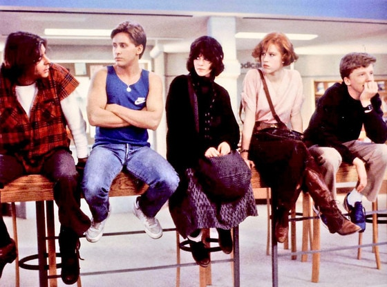 The Breakfast Club, Cast