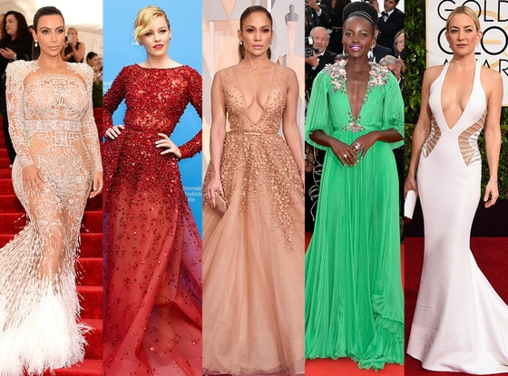 Best Red Carpet Looks of 2015