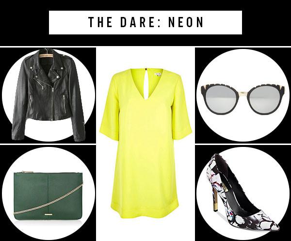 ESC, Dare to Wear Neon