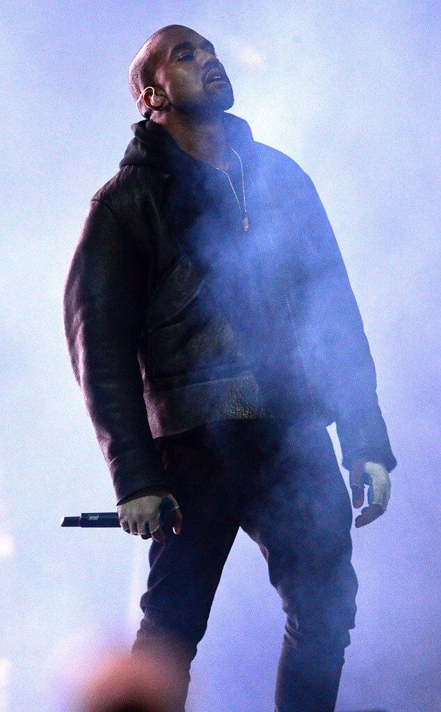 Kanye West, Concert