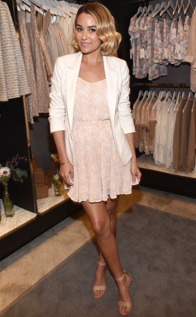 Lauren Conrad to Make Her Collection Debut at New York ... Lauren Conrad 2017 Style