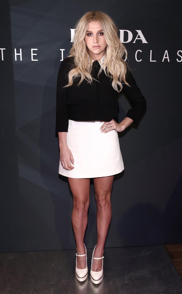 Kesha, NYFW