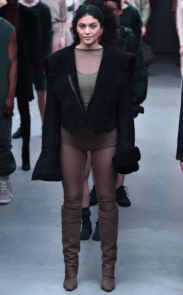 Kylie Jenner, NYFW