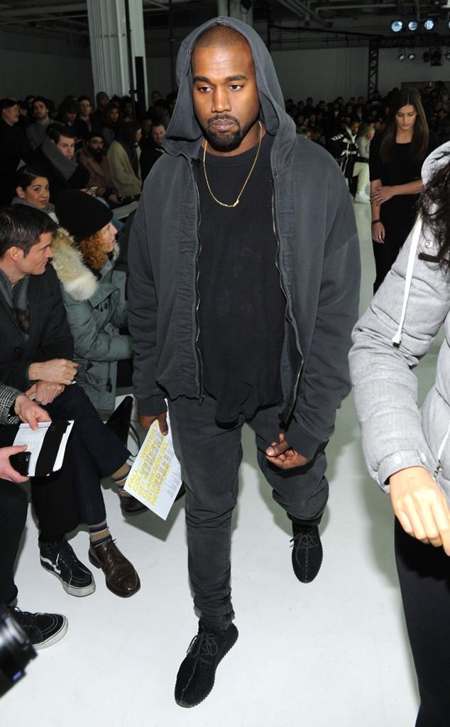 Kanye West, NYFW