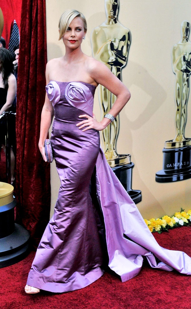 charlize theron from worst dressed stars ever at the