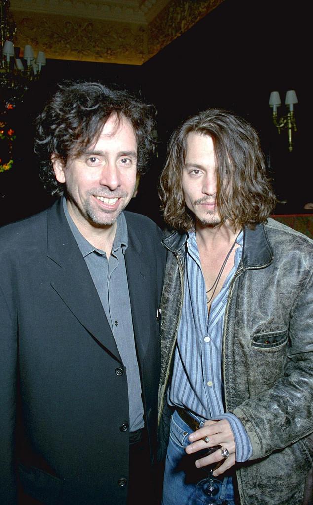 Johnny Depp, Tim Burton, 1999