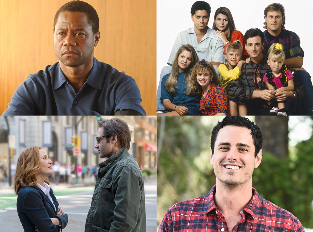 2016 TV Events