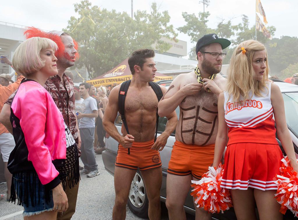 Neighbors 2, Zac Efron, Seth Rogen, Rose Byrne