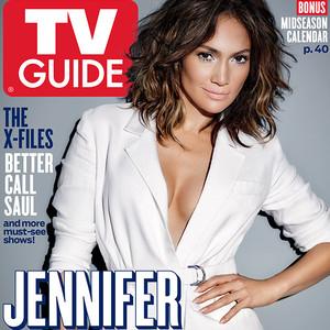 Jennifer Lopez, TV Guide